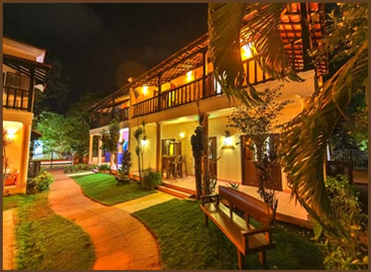 Holiday Homes In Goa Goa Tour Packages Budget Hotels