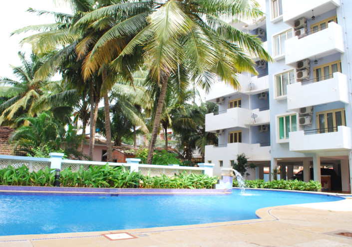 Apartment in Goa