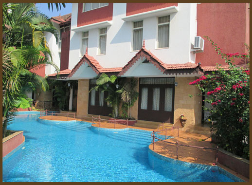 Affordable Villas in Goa