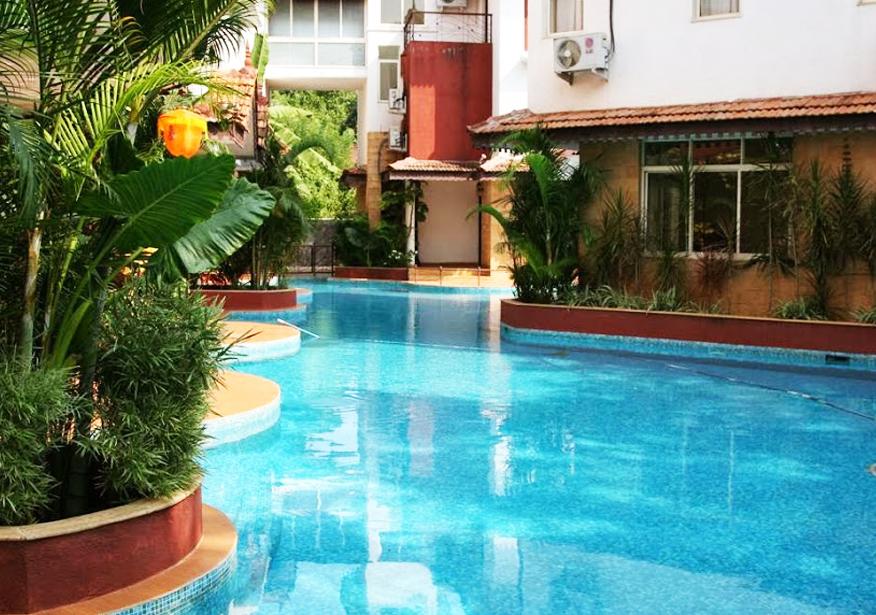 Blue Lagoon Beach Resort Goa