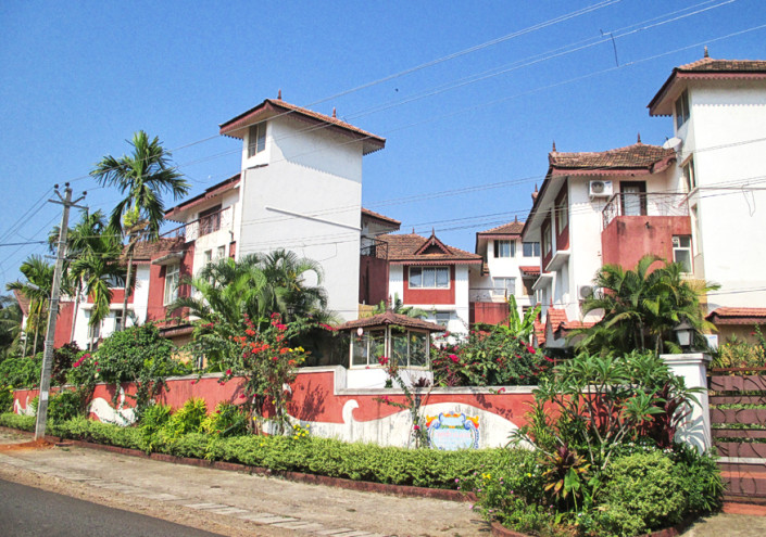 Villa and Apartment in Goa