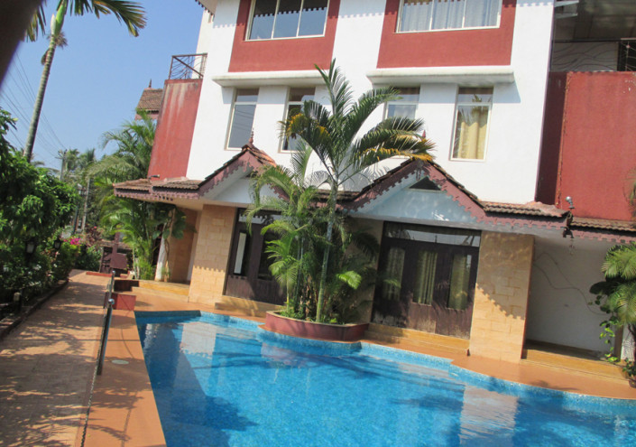 Villas and Hotels in Goa