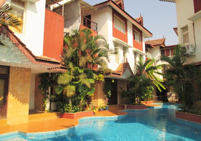 Beach Hotels in Goa