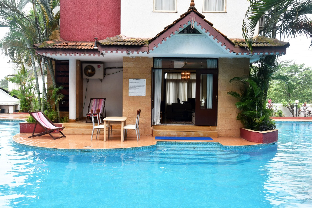 Villas In Goa Hotel And Resort Near Calangute Beach Cheap Hotels